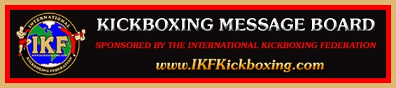 Kickboxing Message Board